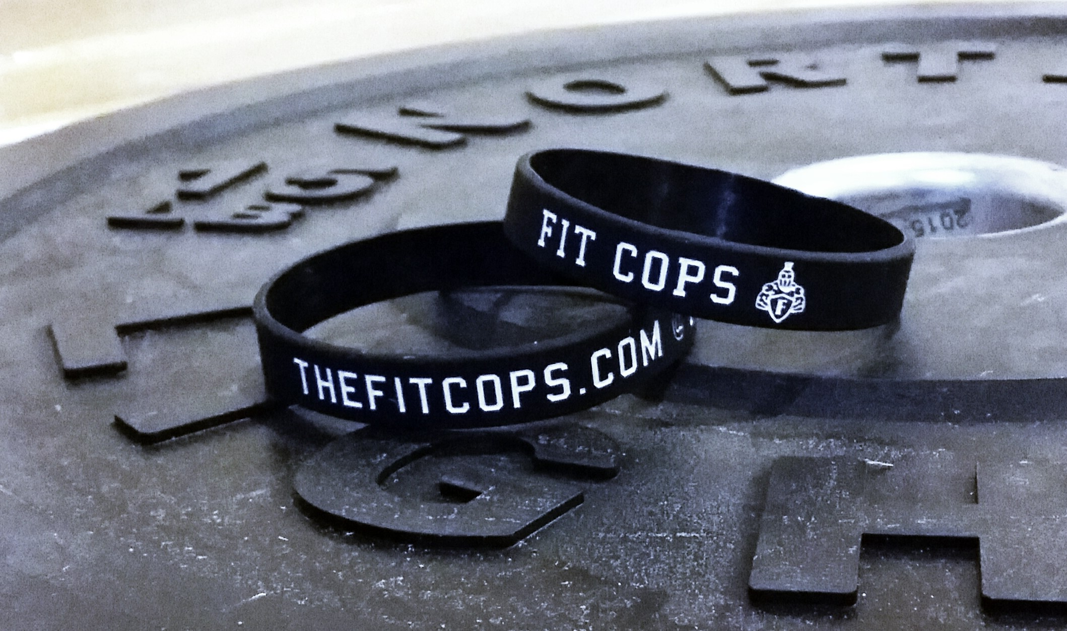 black wristbands